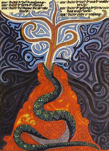 The Serpent and the Tree